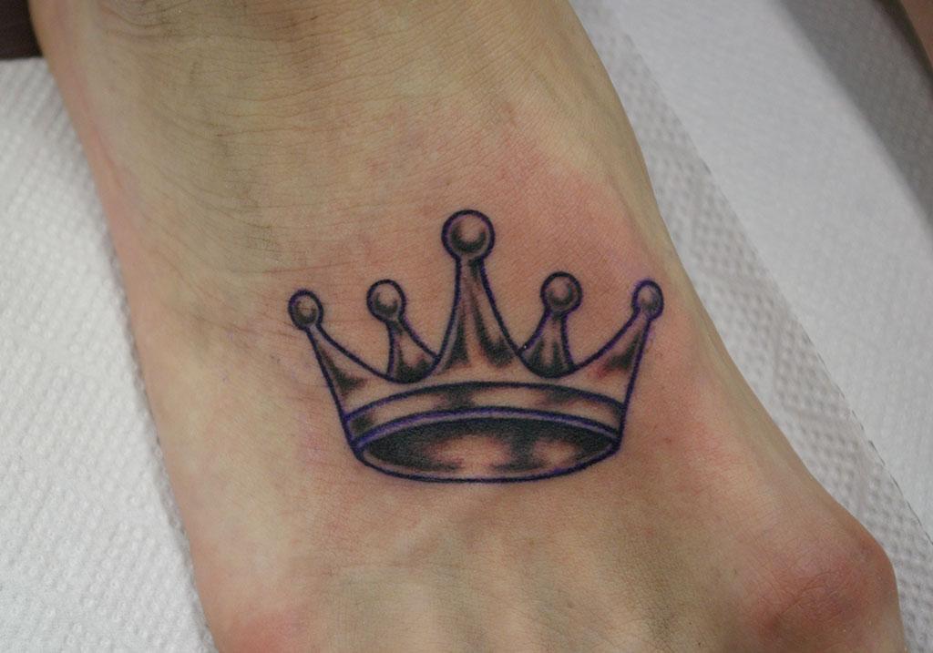 シンプルな王冠