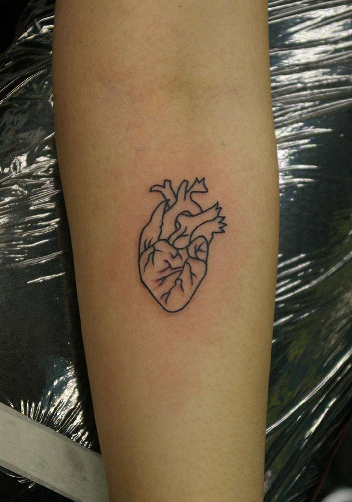 ラインワークの心臓