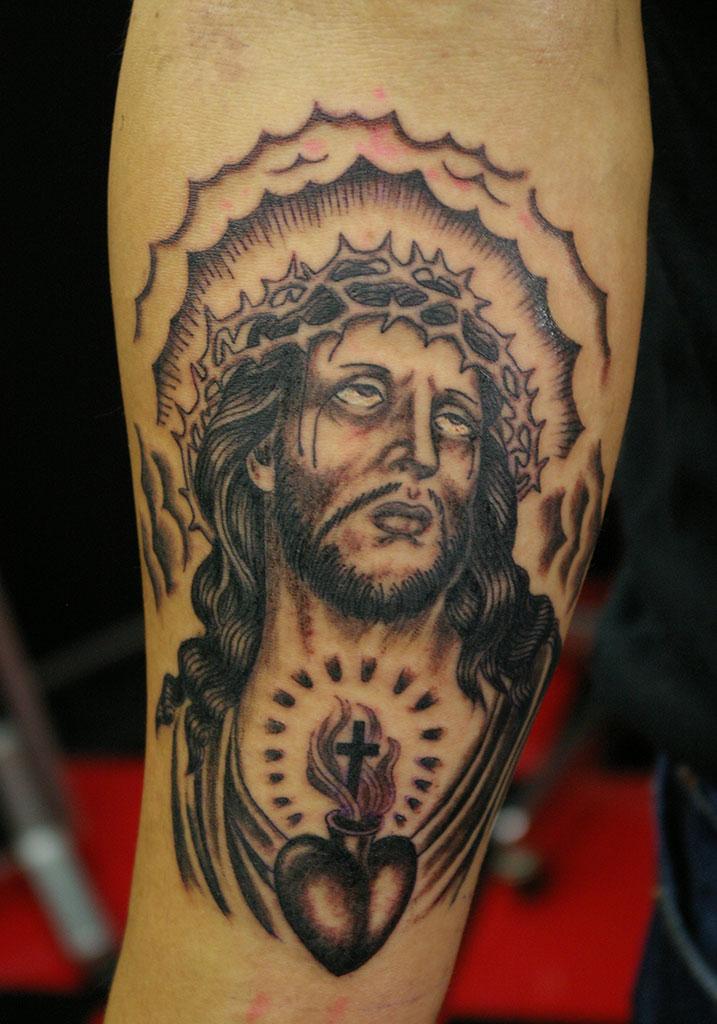 キリストとセイクレットハート