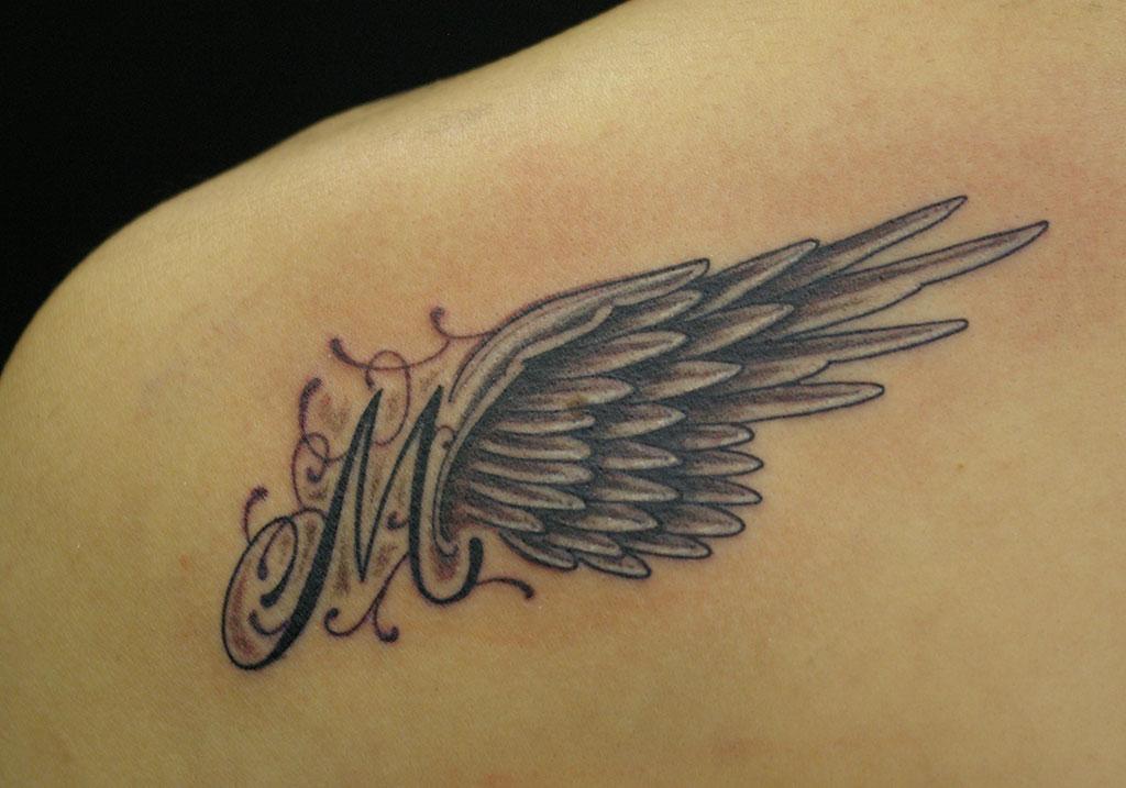 翼とイニシャル