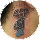 3つのダイヤモンド